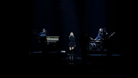 4. Bélgica:«The Wrong Place», Hooverphonic