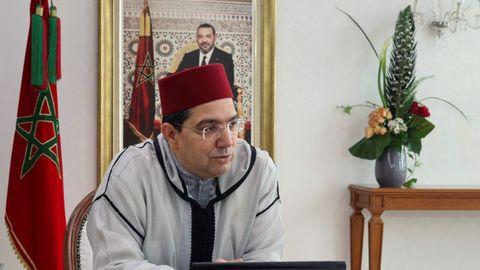 Naser Burita, ministro de Exteriores marroquí