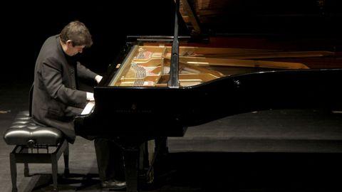 El pianista Javier Perianes actuará en el Círculo