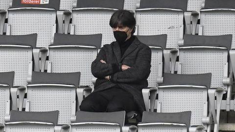 Joachim Löw se despedirá de la selección alemana con la Eurocopa