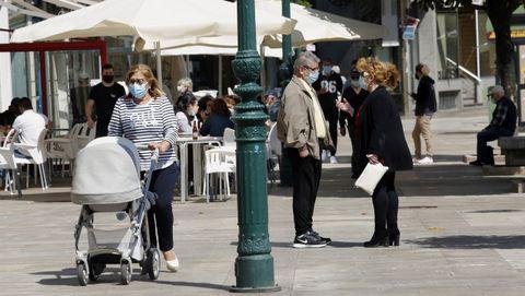 Imagen de Ribeira, concello en el que se detectaron 16 contagiados en la última semana