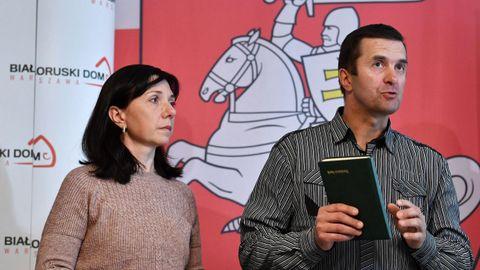 Los padres de Román Protasévich pidieron su liberación y aseguraron que está siendo torturado