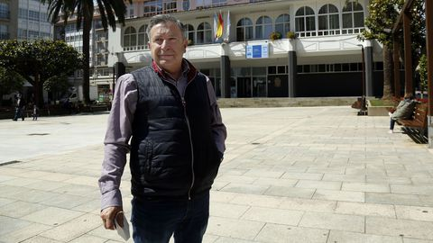 Manuel Ruiz, alcalde de Ribeira