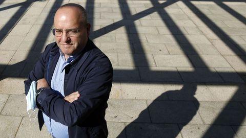Xosé Vázquez Cobas, BNG