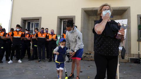 Carrera solidaria primer memorial Manolo Dieste