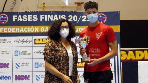 Campeonato Gallego Juvenil de Voleibol, BOIRO CAMPEON