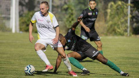 El Arnoia venció 5-1 al Barbadás y arrastrará 3 puntos a la fase de ascenso