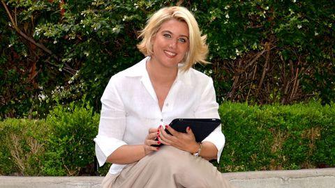 Guadalupe Gómez, experta en neurociencia y psicología positiva