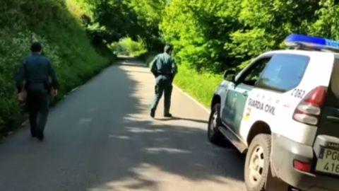 Búsqueda del oso que atacó a una mujer en Sonande
