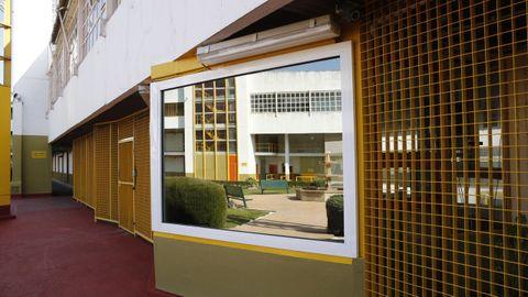 Centro penitenciario O Pereiro de Aguiar (Ourense)