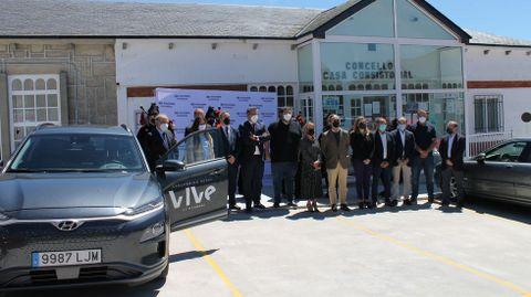 Río dispone de un coche eléctrico compartido