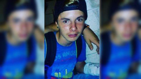 Cristian Montes, residente en Moraña y fallecido en el accidente de Caldas de Reis