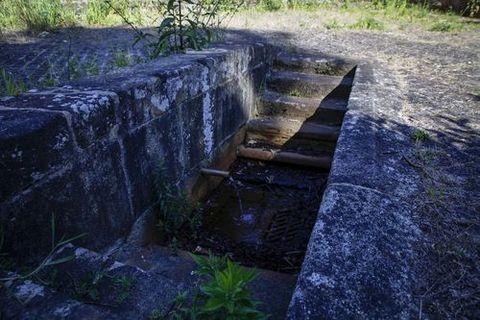 Fuente Ferruxinosa en A Rasa (Noia)