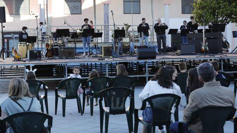 Concierto de la Banda Municipal de Música de Burela este viernes