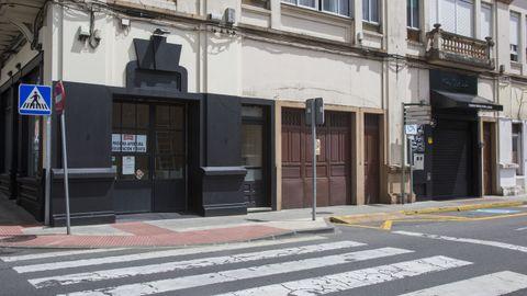 En la calle Gran Vía han sido alquilados recientemente dos locales.