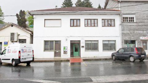 El centro de salud actual del municipio de Barro