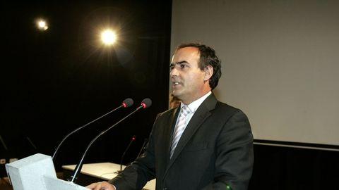 Manuel Rodríguez, alcalde de Coles