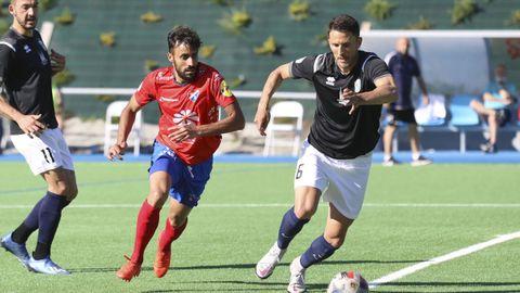 El encuentro se disputó en el estadio de Santa Isabel, en Vista Alegre