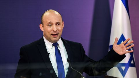 Naftali Benet, futuro primer ministro si se aprueba en el Parlamento israelí el nuevo Gobierno de cambio