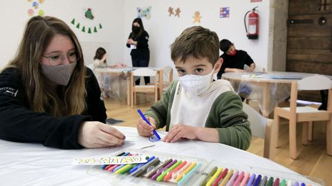 O Vello Cárcere continúa con su programación de obradoiros infantiles