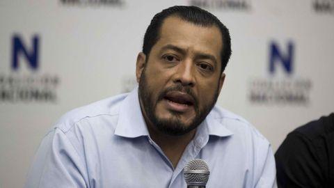 El opositor Félix Maradiaga, citado para prestar declaración ante la Fiscalía, fue detenido este martes