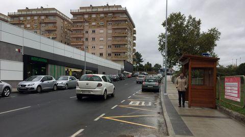 Las obras en la Corredoira completarán el asfaltado del tramo más próximo a la variante