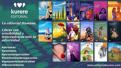 Libros de autoayuda, publicados por la Editorial Kurere