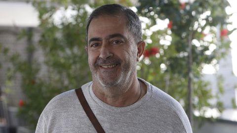 Francisco Llamas es paciente de la unidad del dolor desde el 2002