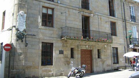 Edificio do Instituto da Lingua Galega
