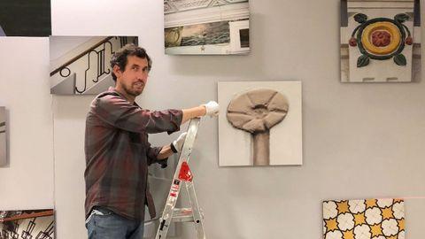 Exposición de José Pardo
