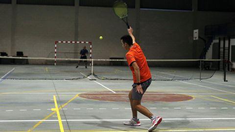 Imagen de archivo de un partido de la última edición celebrada hasta la fecha del torneo
