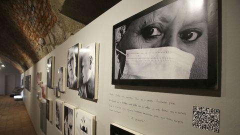 Exposición en el Torrente:  Hai un ano que non te vexo