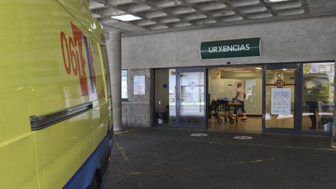 El outiense fue trasladado al Hospital Clínico, pero los médicos no pudieron salvarle la vida