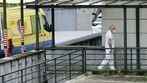 Algunos de los heridos en el accidente fueron derivados en ambulancia a Montecelo