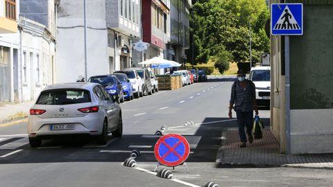 El carril bici de Lugo está siendo objeto de críticas