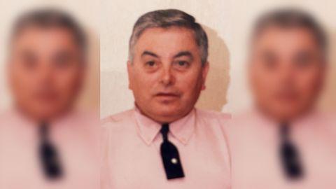 José Manuel Abal, Fabeiro, en una imagen cedida