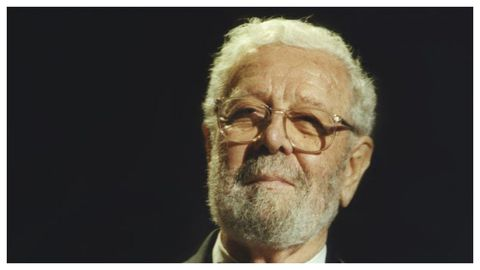 El cineasta Luis Berlanga