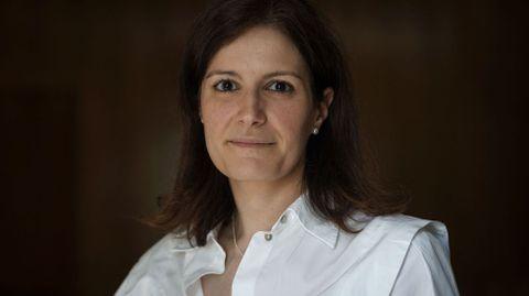 Alexandra Seara, xerente do consorcio turístico da Ribeira Sacra