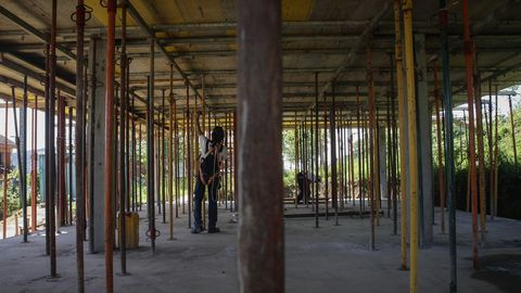 La construcción es uno de los sectores de la construcción que demanda más empleo