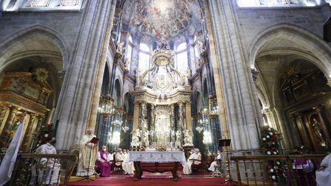 Contestación do bispo de Lugo