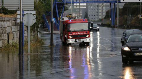 Los bomberos acudieron a decenas de incidencias