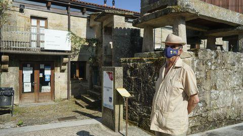 El albergue de Cea reabrió sus puertas este martes, tras más de un año cerrado por la pandemia