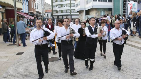 Actuará la agrupación tradicional Os Farrapos, entre otros