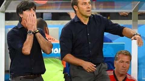 El entrenador alemán Joachim Loew en una imagen del mundial del 2014