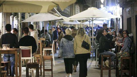 Zona de vinos de Lugo