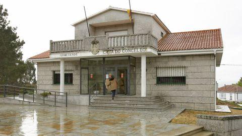 Casa consistorial de Gomesende