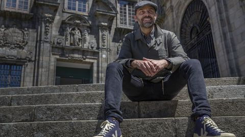 Alfonso Pato, director do Festival de Cine de Cans