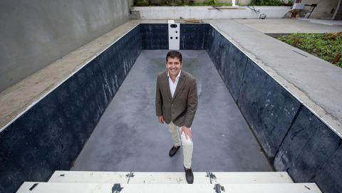 Carlos Vilas, responsable de Multiocio Galicia S.L