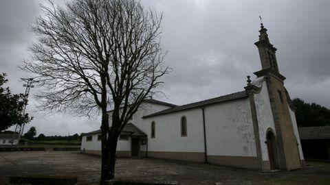 El entierro será en la iglesia parroquial de Santaballa