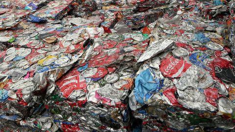 La separación de residuos doméstica inicia la cadena de reciclaje